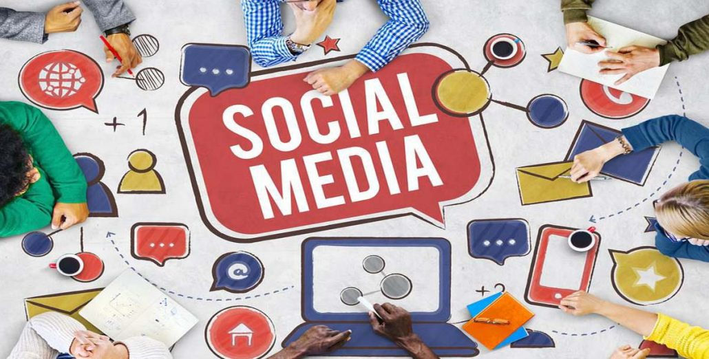 Social media management services company UK experts