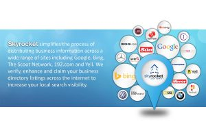 Networks of directory listings in the UK