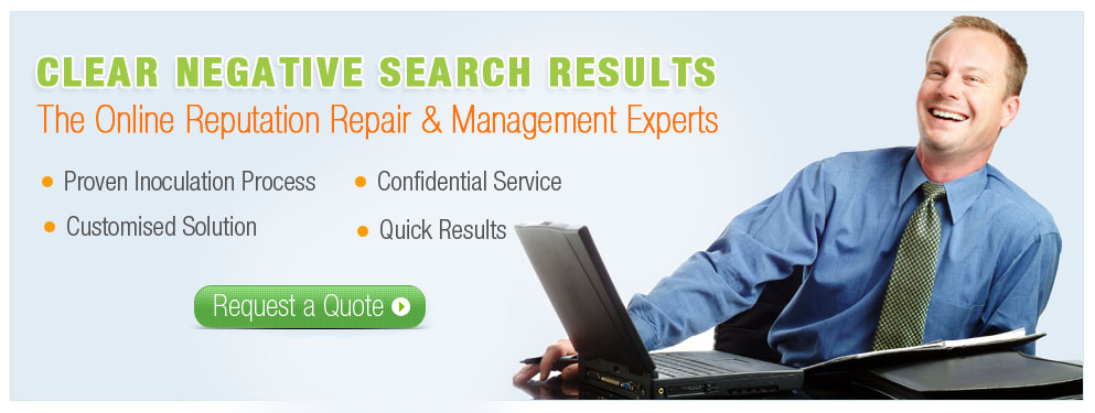 Reputation management services London, Birmingham and UK