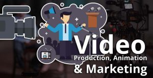 Video production and marketing services company Walsall, UK for business
